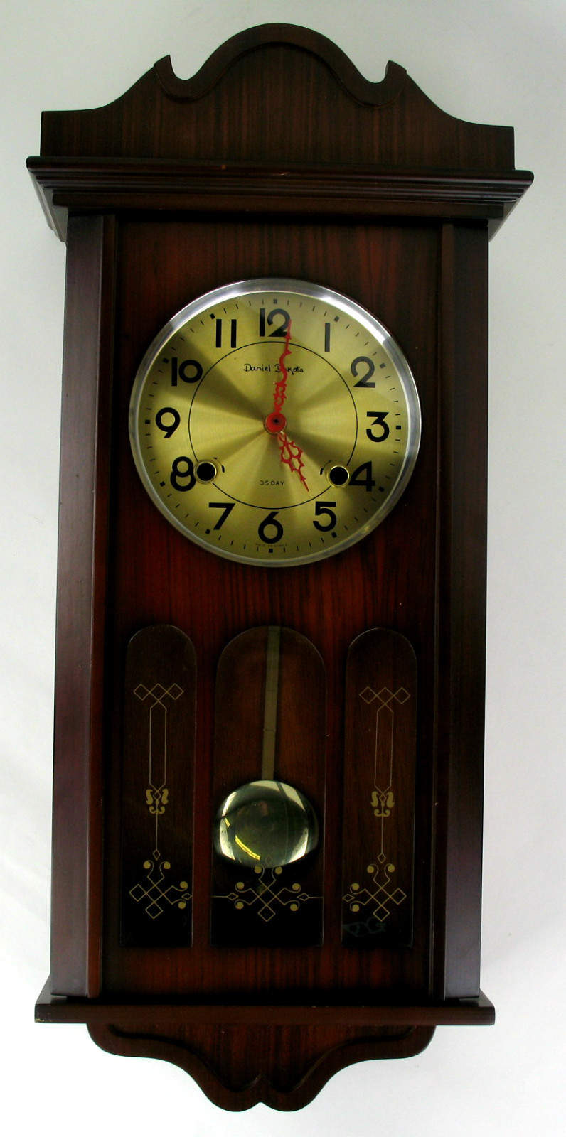 Daniel Dakota Wall Clock Antique And Vintage Clock
