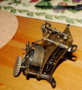 RS Blackforest mantel clock (66)
