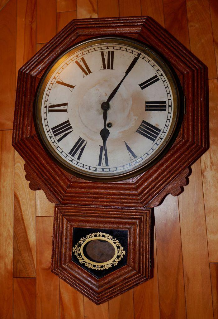 Ansonia Schoolhouse ClockClock
