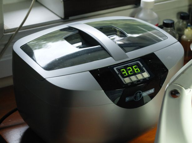 The Ultrasonic Cleaner An Essential Cleaning Tool For Clock Repair Antique And Vintage Clock Collecting Amp Repair