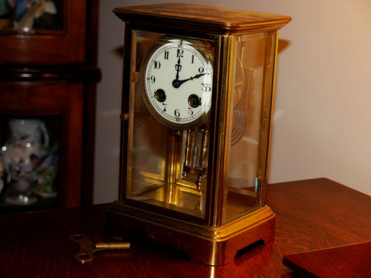 French bracket clock