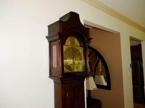 Hugh Gordon clock