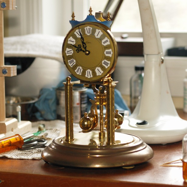 Kern 400 day clock