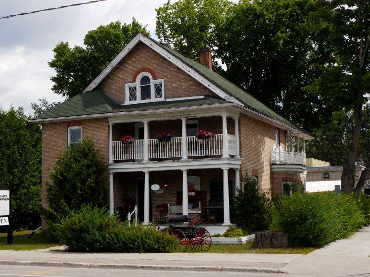Haliburton antique shop