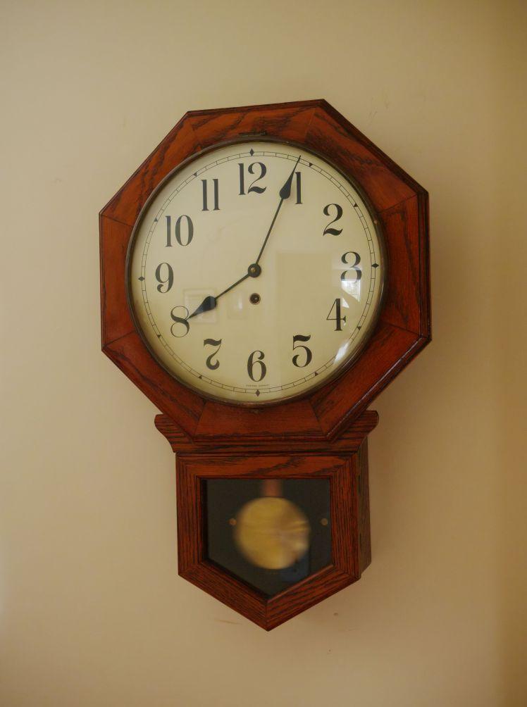 Jauch wall clock