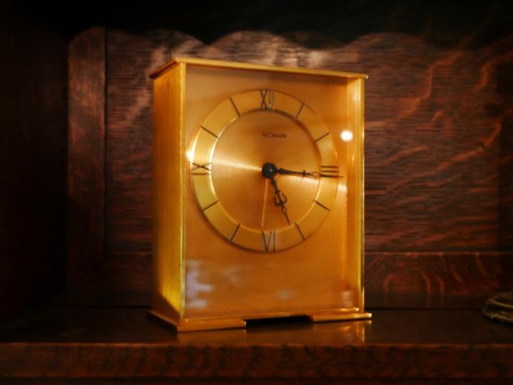 Jaeger Lecoultre alarm clock