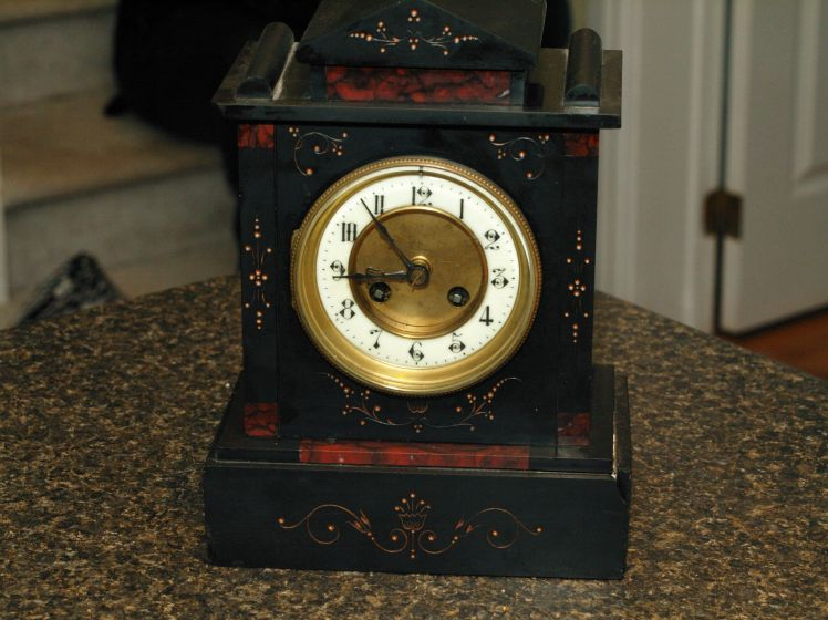 Unknown French clock