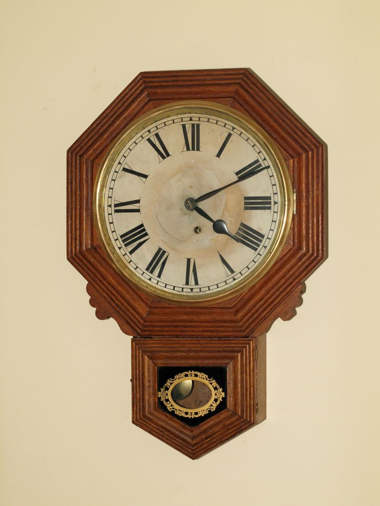 Ansonia clock project is complete