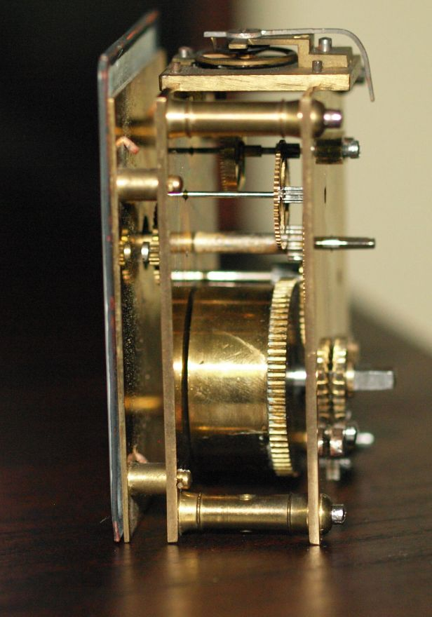 Movement side view
