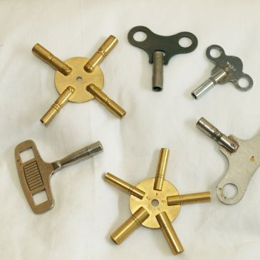 4 and 5 prong keys and singles