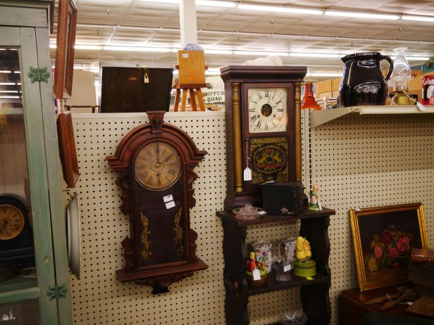 Interesting clocks