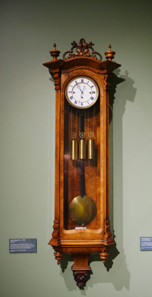 Vienna Regulator with Grande Sonnerie movement