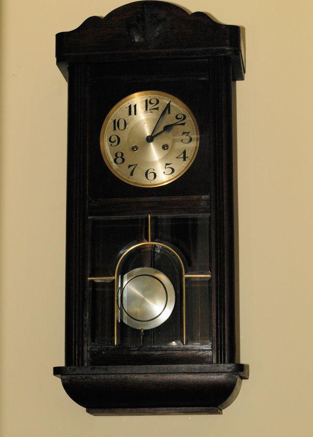Box clock