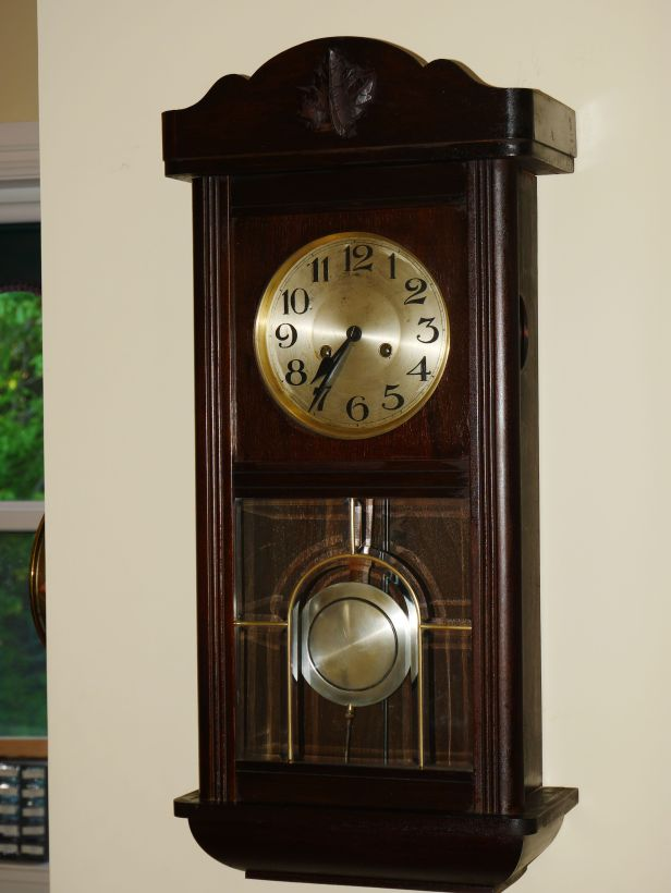 Box clock after case refresh