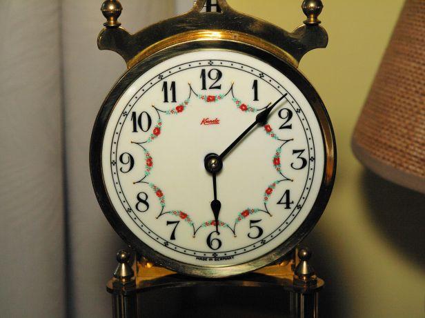 Dial face Kundo Clock