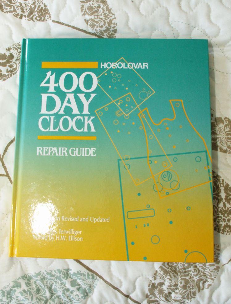 Horolovar 400 Day Clock Repair Guide