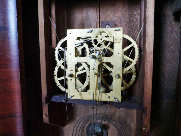Waterbury clock movement