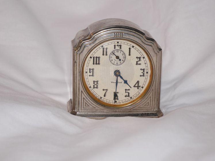 Westclox alarm