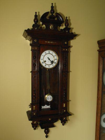 Junghans Crispi wall clock