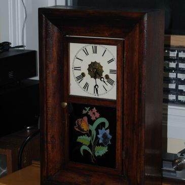 Ogee New Haven clock