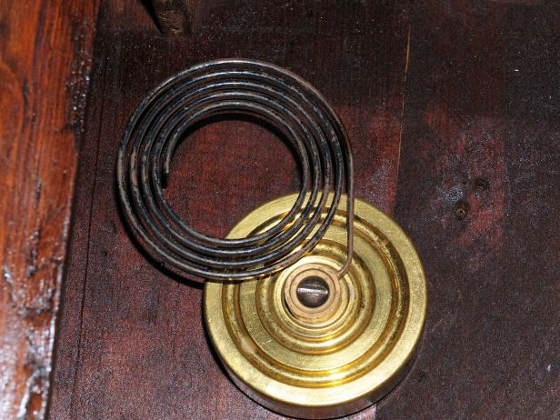 Coiled gong - a replacement?