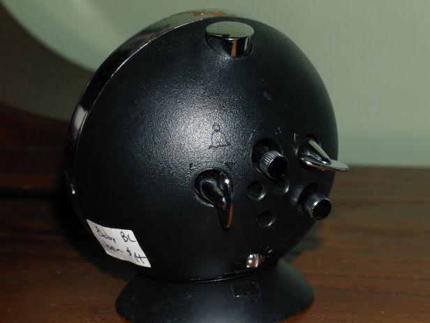 Back controls