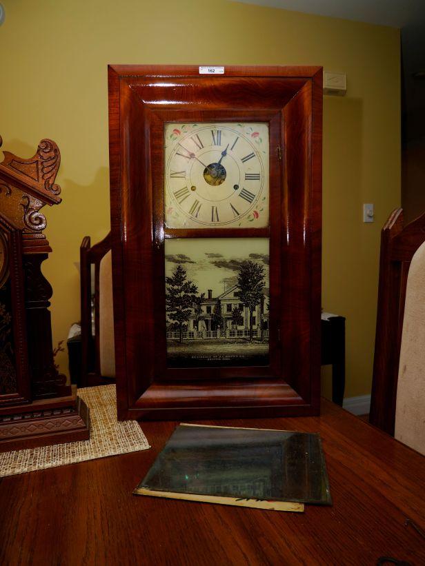 Chauncey Jerome 30 hoir Ogee clock