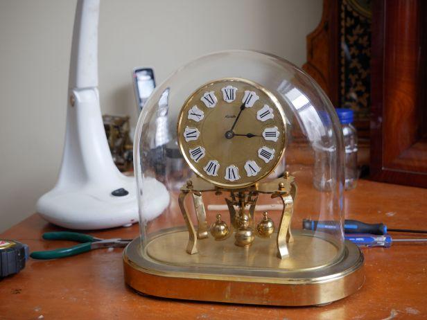 Kundo 400 day torsion clock