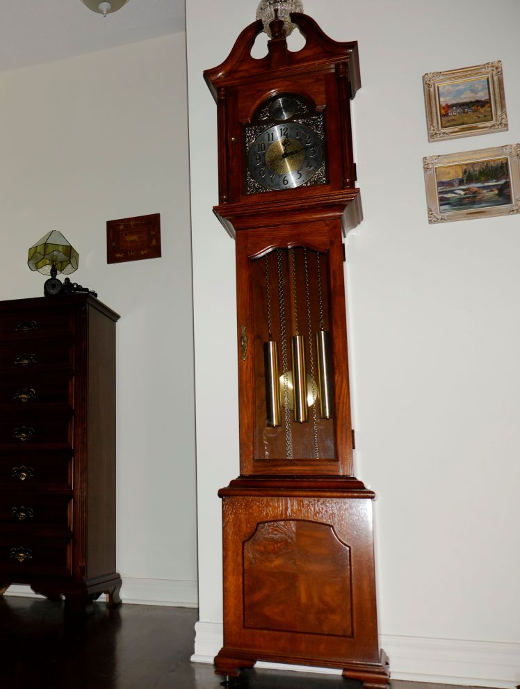 CraftLine grandmother clock