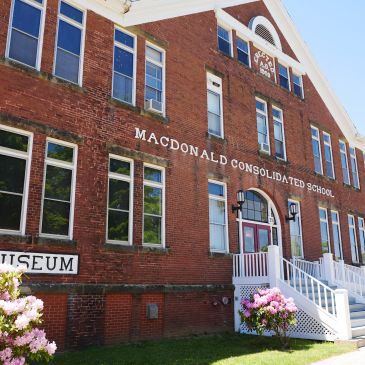 Macdonald Museum in Middleton Nova Scotia