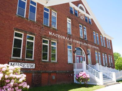 Macdonald Museum in Middleton Nova Scotia