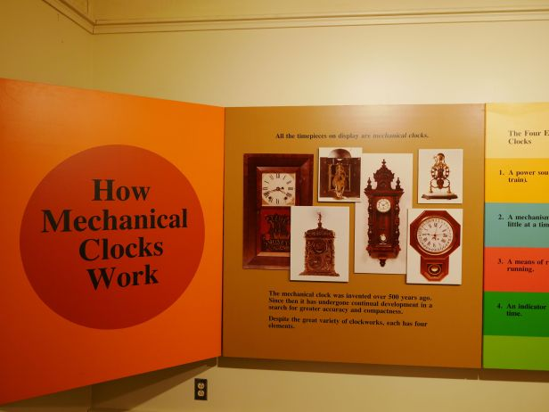 How mechanical clocks work