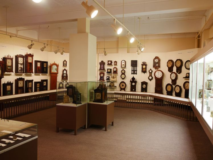 MacDonald Museum main exhibit area