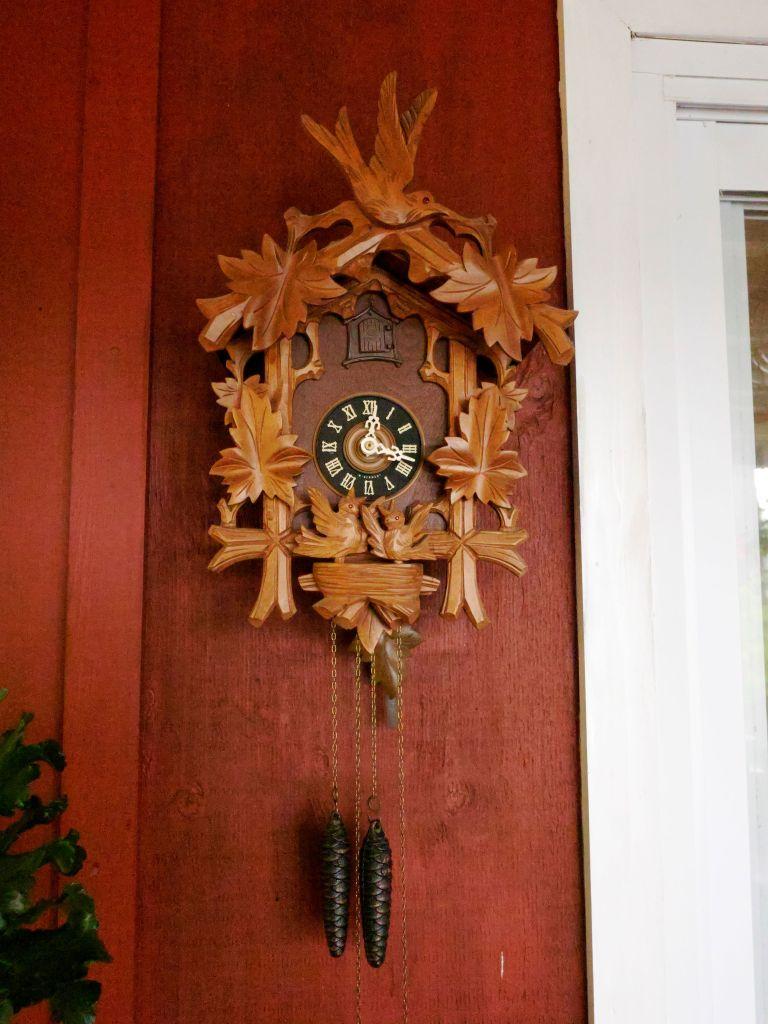 Dave's cuckoo clock