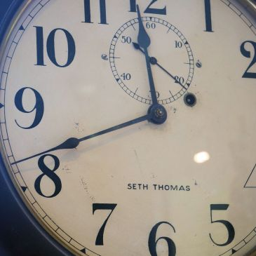 Seth Thomas Regulator #2