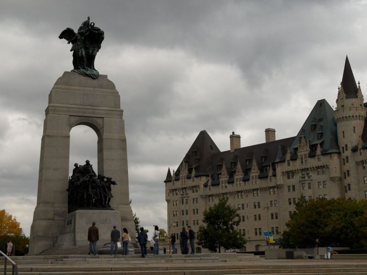 National War Memorial, Ottawa, Ontario, Canada