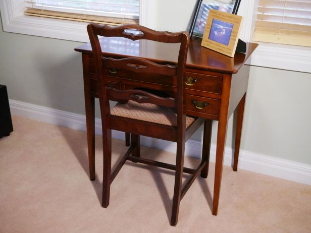 Stickley writing desk