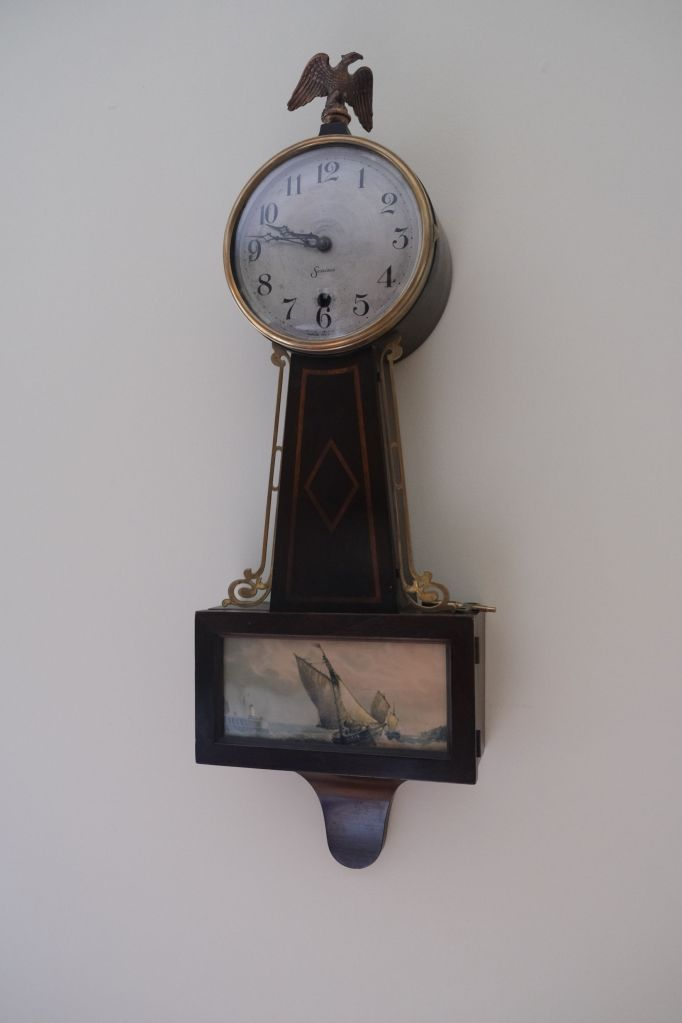 Lexington banjo clock CA. 1927