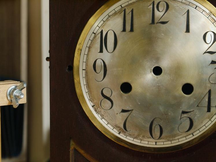Junghans clock dial