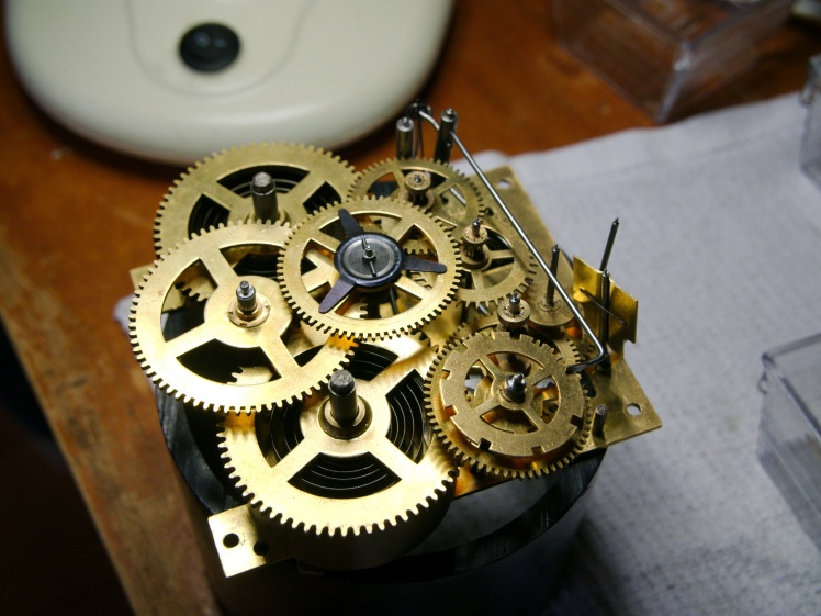 Junghans movement work