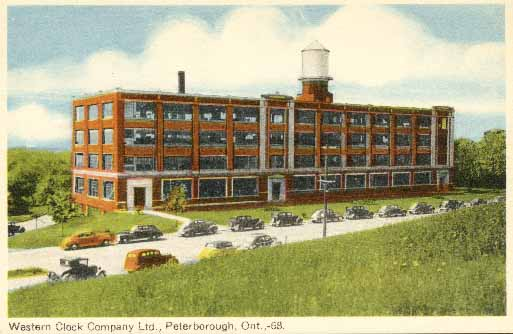 Westclox peterborough plant