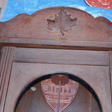 Mauthe box clock