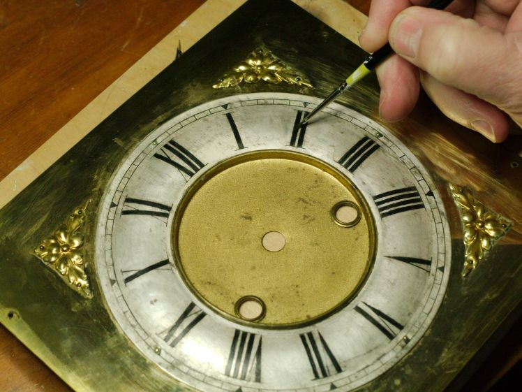 HAC clock is attractive but the dial needs a lot of work